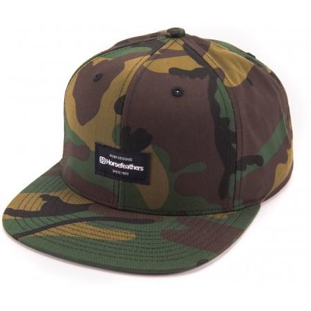 Șapcă bărbați - Horsefeathers REEFER CAP - 1