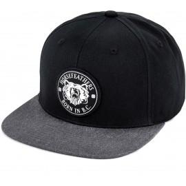 Horsefeathers B.C. CAP HEATHER - Șapcă Snapback