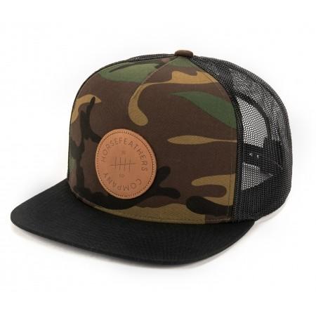 Șapcă bărbați - Horsefeathers SPRUCE CAP - 1