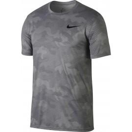Nike DRY LEGEND CAMO - Tricou sport bărbați