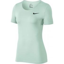 Nike TOP SS ALL OVER MESH - Top de antrenament damă