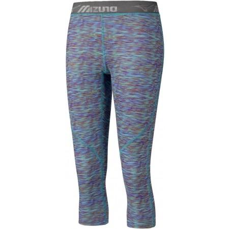 Pantaloni elastici 3/4 damă - Mizuno IMPULSE 3/4 PR TIGHT W