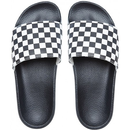 Șlapi bărbați - Vans CHECKERBOARD SLIDE-ON - 4