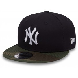 New Era 9FIFTY TEAM CAMO NEW YORK YANKEES - Șapcă de club