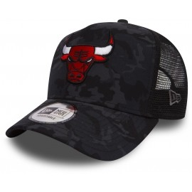 New Era 9FORTY CAMO TRUCK CHICAGO BULLS - Șapcă club