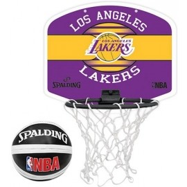 Spalding NBA MINIBOARD LA LAKERS - Coș baschet