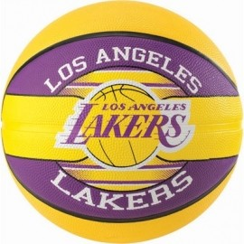 Spalding NBA TEAM BALL LA LAKERS - Minge de baschet