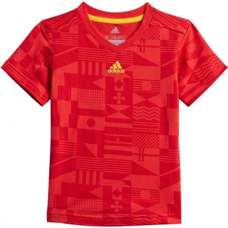 Costum de fotbal băieți - adidas WORLD CUP SET - 2