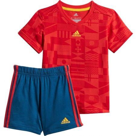 Costum de fotbal băieți - adidas WORLD CUP SET - 1