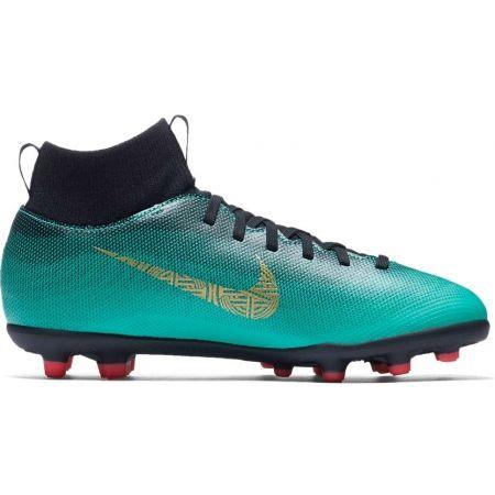 Ghete de fotbal copii - Nike JR SUPERFL MG - 1