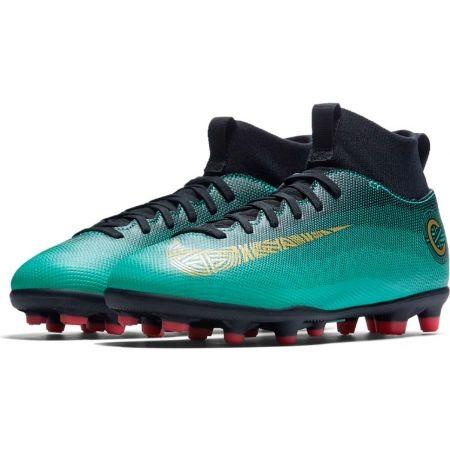 Ghete de fotbal copii - Nike JR SUPERFL MG - 3