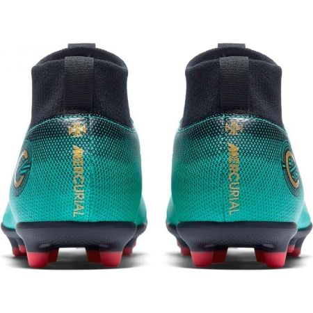Ghete de fotbal copii - Nike JR SUPERFL MG - 6