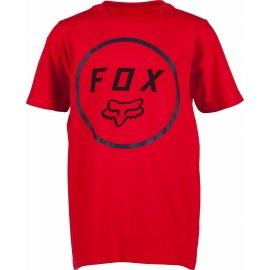 Fox YOUTH SETTLED SS TEE - Tricou de copii