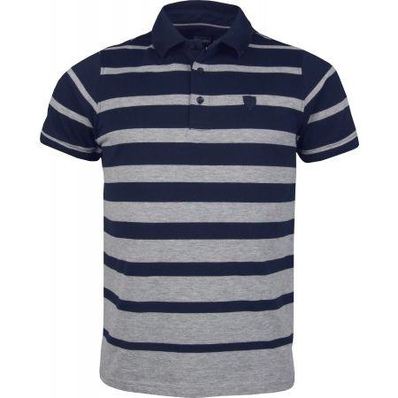 Tricou cu guler bărbați - Willard WRIGHT - 1