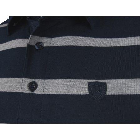 Tricou cu guler bărbați - Willard WRIGHT - 4