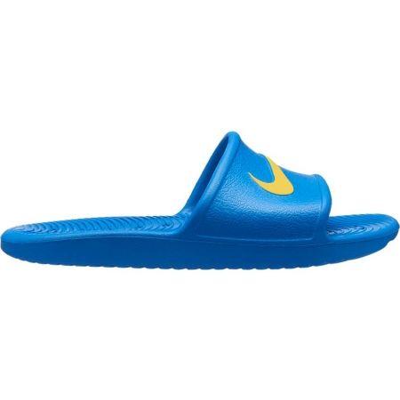 Sandale pentru băieți - Nike KAWA SHOVER SLIDE - 1
