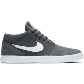 Nike SB SOLARSOFT PORTMORE II MID - Încălțăminte de skateboard bărbați