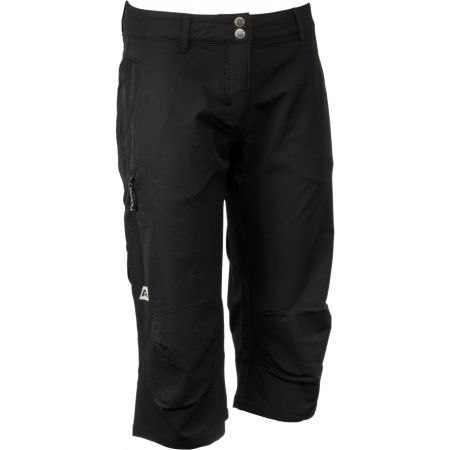 Pantaloni 3/4 damă - Alpine Pro ZAJJA - 1