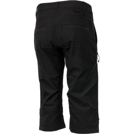 Pantaloni 3/4 damă - Alpine Pro ZAJJA - 2