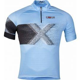 Rosti X KR ZIP - Tricou ciclism bărbați