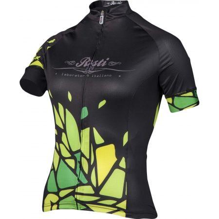 Tricou ciclism damă - Rosti EXPLORER DL ZIP - 2