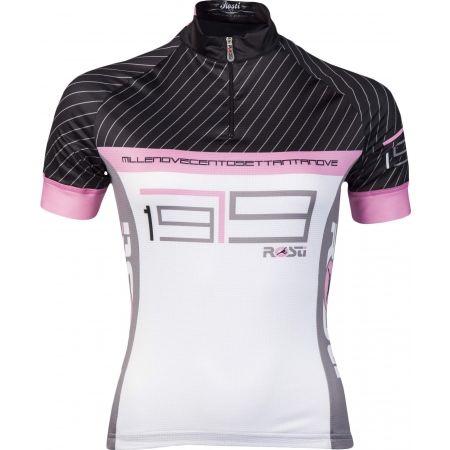 Tricou ciclism damă - Rosti GESSATO LADY KR ZIP - 1