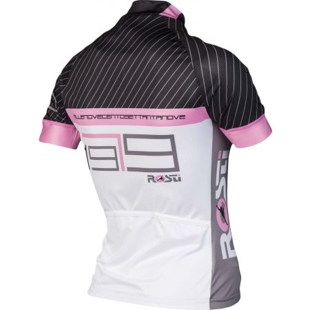 Tricou ciclism damă - Rosti GESSATO LADY KR ZIP - 3
