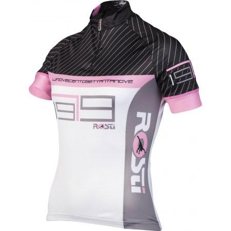 Tricou ciclism damă - Rosti GESSATO LADY KR ZIP - 2