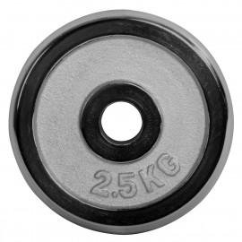Keller JPL24 - 2,5 kg crom - Greutate