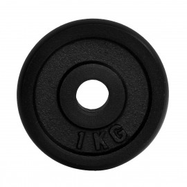 Keller JPL02 - 1 kg black - Greutate