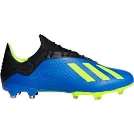 adidas X 18.2 FG - Ghete de fotbal bărbați