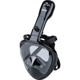 Dive pro BELLA MASK BLACK - Mască snorkeling