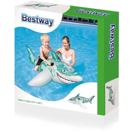 Jucărie gonflabilă - Bestway ARMY SHARK - 2
