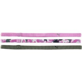 Puma AT SPORTBANDS WOMENS PACK 3PCS - Banderolă