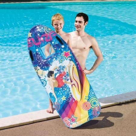 DELUXE EXOTIC SURFRIDER - Surf - Bestway DELUXE EXOTIC SURFRIDER