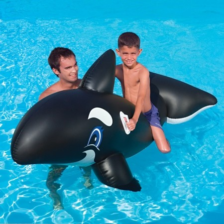 JUMBO WHALE RIDER - Balenă gonflabilă - Bestway JUMBO WHALE RIDER