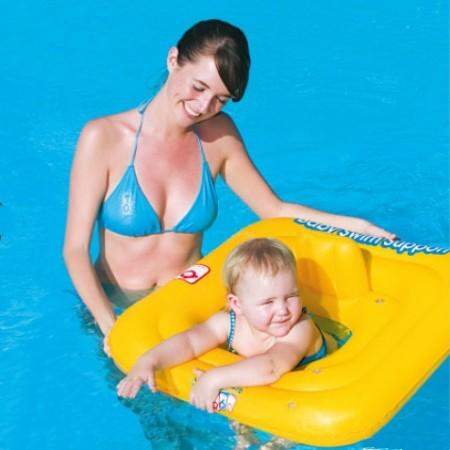 BABY SWIM - Colac gonflabil pentru copii - Bestway BABY SWIM