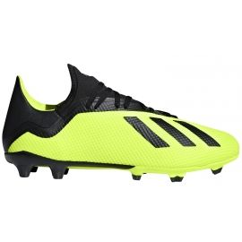 adidas X 18.3 FG - Încălțăminte fotbal bărbați