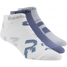 Reebok RUN CLUB WOMENS 3P SOCK - Șosete damă