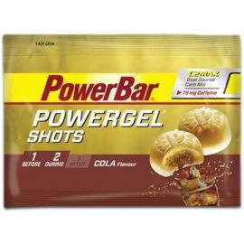 Powerbar GEL SHOTS COLA+KOFEINĂ 60G