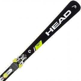 Head WC REBELS I RACE + FF EVO 11 - Skiuri coborâre