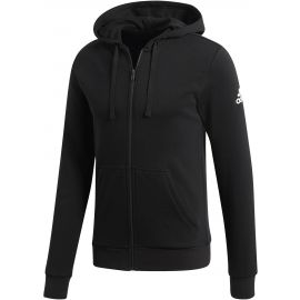 adidas ESSENTIALS BASE FULL-ZIP HOOD SLIGHTLY - Hanorac bărbați