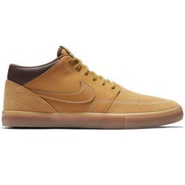 Nike SB PORTMORE II SOLARSOFT MID - Încălțăminte casual bărbați