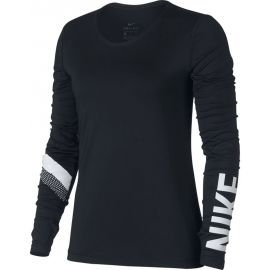 Nike NP WM TOP LS STRIPE GRX
