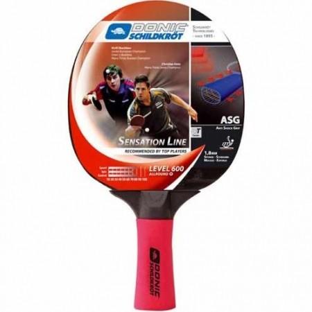 SENSATION 600 - Paletă pentru tenis de masă - Donic SENSATION 600