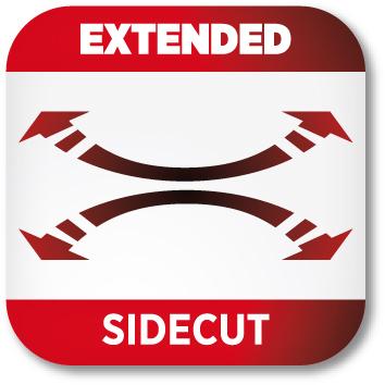 EXTENDED SIDECUT